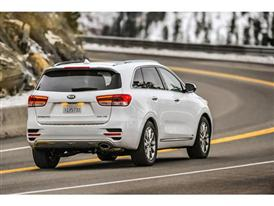 Kia Sorento SXL (US specification)_rear