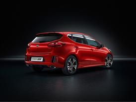 Kia cee'd GT Line - rear