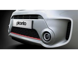 Enhanced Kia Picanto - Sports Pack 2 - front bumper