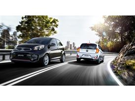 Enhanced Kia Picanto - Sports Pack 1