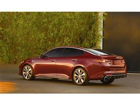 Kia 2016 Optima SX 2