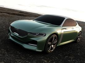 Kia Novo Concept Exterior 2