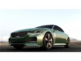 Kia Novo Concept Exterior 3
