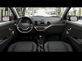 Enhanced Kia Picanto - Interior 1