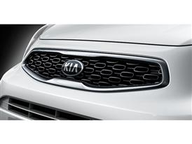 Enhanced Kia Picanto - Sports Pack 4 - grille