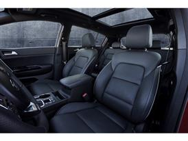 All-New Kia Sportage Interior 2