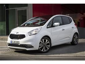 Enhanced Kia Venga - Exterior 7