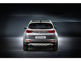 All-New Sportage Rear General Markets