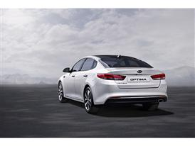 New Kia Optima - Exterior 1
