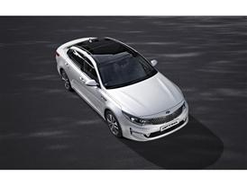 New Kia Optima - Exterior 2
