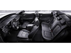 New Kia Optima - Interior 1