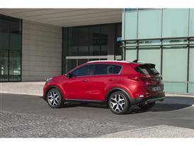New Sportage Exterior Static 01