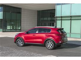 New Sportage Exterior Static 02