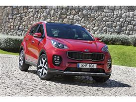 New Sportage Exterior Static 14