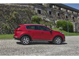 New Sportage Exterior Static 16
