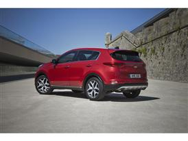 New Sportage Exterior Static 17