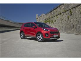 New Sportage Exterior Static 18