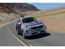 All-new Kia Sportage Hot Weather Testing 1