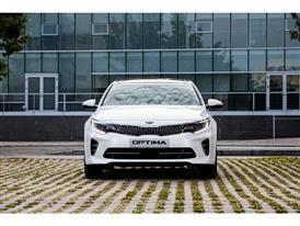 All-new Optima Static