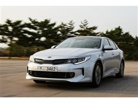 All-new Optima Hybrid (Korea Spec K5 Hybrid) 2