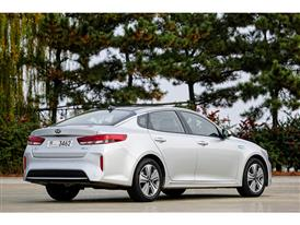 All-new Optima Hybrid (Korea Spec K5 Hybrid) 3