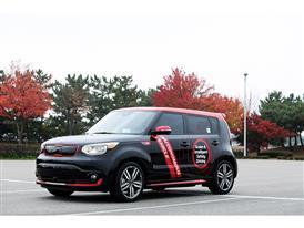 Kia Autonomous Driving Soul EV (1)