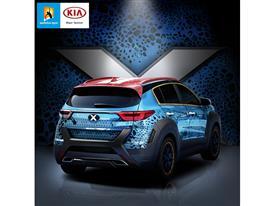 Kia Sportage X-Car 3