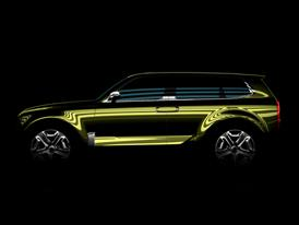 Kia SUV Concept at 2016 NAIAS