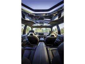 Kia Telluride - Interior Sunroof