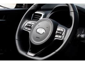 Sportage GT Line Interior Detail-01