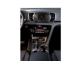 Sportage GT Line Interior Detail-06