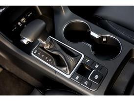 Sportage GT Line Interior Detail-07