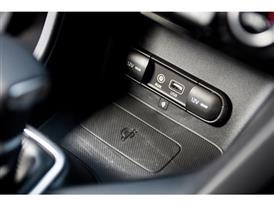 Sportage GT Line Interior Detail-10