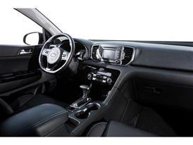 Sportage GT Line Interior-01