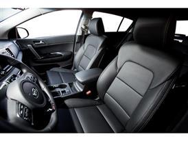 Sportage GT Line Interior-02