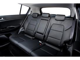 Sportage GT Line Interior-03