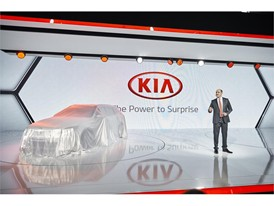 Kia Motors Press Conference at Geneva Motor Show 2016