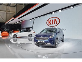 Kia Motors at Geneva Motor Show 2016
