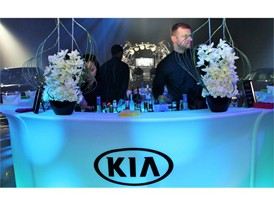 2016 NY Autoshow KIA RECEPTION