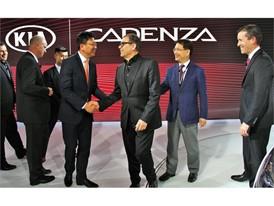 2016 NY Auto Show CADENZA PRESS EVENT