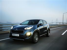 All-new Sportage GT Line