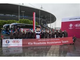 Kia Roadside Assistance Team