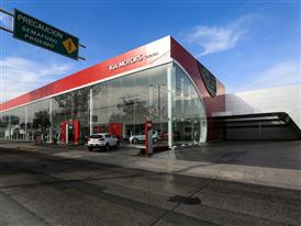 Kia Dealership in Mexico