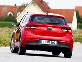 All-new Kia Rio 5-door