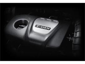 Kia Soul SX Trim engine
