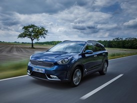 Kia records best-ever Q3 European Sales
