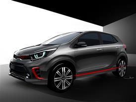 Kia to unveil all-new Picanto