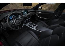 Kia Stinger GT Interior (3)_US Spec