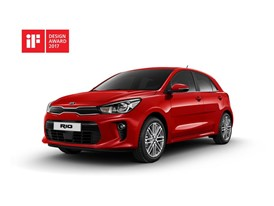 2017 iF Design Award - Kia Rio