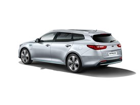 Kia Optima SW Plug-In Hybrid 2017